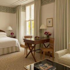 Four Seasons Hotel Milano 5* Номер Делюкс с различными типами кроватей