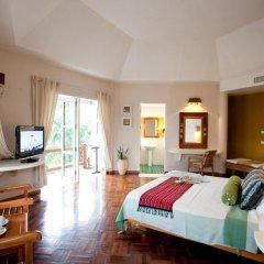 Отель Tanaosri Resort 3* Вилла с различными типами кроватей фото 11