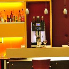 Отель Flandrischer Hof Кёльн гостиничный бар