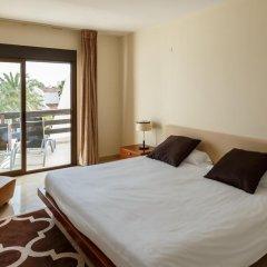 Отель Coral Beach Aparthotel 4* Апартаменты с различными типами кроватей фото 14