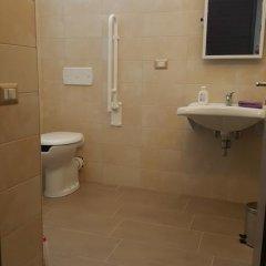 Отель B&B Alle porte di San Rocco Бернальда ванная