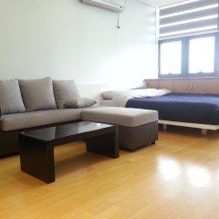 Апартаменты Edencity Apartment Samsung Coex Station комната для гостей фото 3