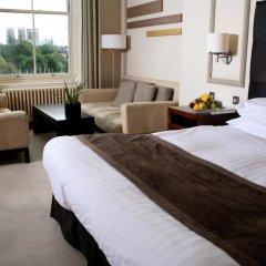 Отель Principal York 5* Улучшенный номер с различными типами кроватей фото 4