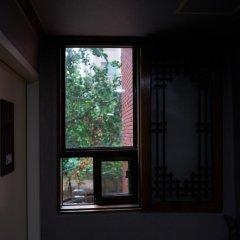 Отель Seoul 53 hotel Insadong Южная Корея, Сеул - 1 отзыв об отеле, цены и фото номеров - забронировать отель Seoul 53 hotel Insadong онлайн балкон