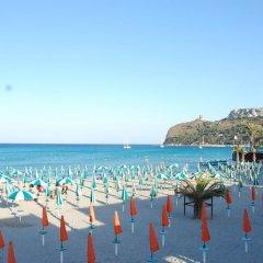 Отель Poetto Apartment Италия, Кальяри - отзывы, цены и фото номеров - забронировать отель Poetto Apartment онлайн пляж фото 2