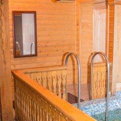 Гостиница Вечный Зов 3* Коттедж с различными типами кроватей фото 9
