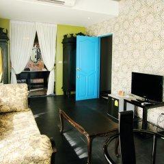 Sky Lantern Hotel 3* Студия с двуспальной кроватью фото 11