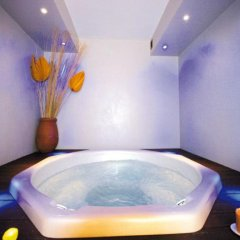 Hotel Sole Mio бассейн