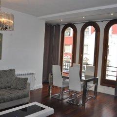 Отель Apartamentos Principe Испания, Сантандер - отзывы, цены и фото номеров - забронировать отель Apartamentos Principe онлайн комната для гостей фото 2