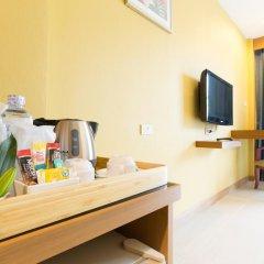 Ansino Bukit Hotel 3* Номер Делюкс двуспальная кровать фото 6