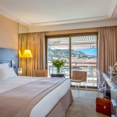 Hotel Barriere Le Gray d'Albion 4* Улучшенный номер фото 5