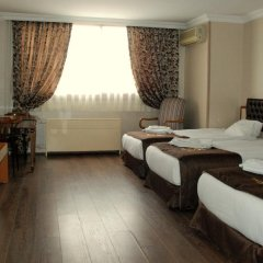Oglakcioglu Park City Hotel 3* Стандартный номер с различными типами кроватей фото 20