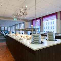 Отель Thon Hotel Prinsen Норвегия, Тронхейм - отзывы, цены и фото номеров - забронировать отель Thon Hotel Prinsen онлайн питание