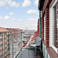 Best Western Arena Hotel Gothenburg Гётеборг балкон