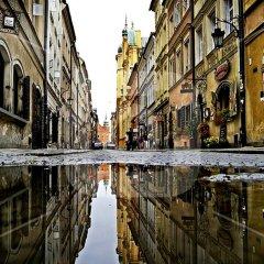 Отель Little Home - Empire Польша, Варшава - отзывы, цены и фото номеров - забронировать отель Little Home - Empire онлайн приотельная территория