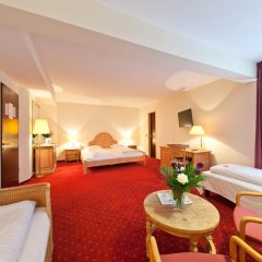 Novum Hotel Madison Düsseldorf Hauptbahnhof 4* Стандартный номер с двуспальной кроватью фото 3
