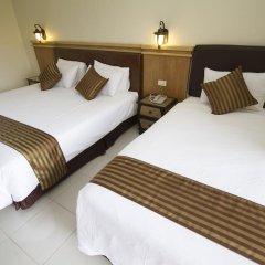 Отель Baan Tong Tong Pattaya 3* Стандартный семейный номер с двуспальной кроватью фото 2