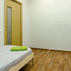 Хостел Воздух Красноярск Кровать в женском общем номере с двухъярусной кроватью фото 8