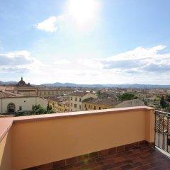 Отель La Corte Италия, Ареццо - отзывы, цены и фото номеров - забронировать отель La Corte онлайн балкон