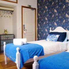 Отель Guest House Lisbon Terrace Suites II 3* Полулюкс с различными типами кроватей фото 3
