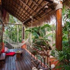 Отель Koh Tao Cabana Resort 4* Коттедж с различными типами кроватей