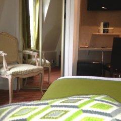 Отель Villa des Ambassadeurs 3* Стандартный номер с разными типами кроватей фото 7