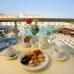 Grand Pearl Beach Resort & SPA Турция, Сиде - отзывы, цены и фото номеров - забронировать отель Grand Pearl Beach Resort & SPA онлайн питание фото 2