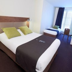 Отель Campanile Lyon Centre - Gare Perrache - Confluence 3* Стандартный номер с различными типами кроватей фото 3