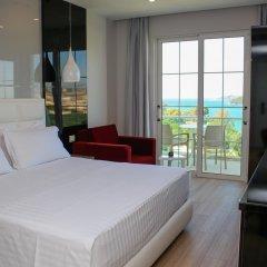 Hotel Luxury 4* Номер Делюкс с различными типами кроватей фото 37