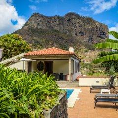 Отель Villa Ricardo бассейн фото 2