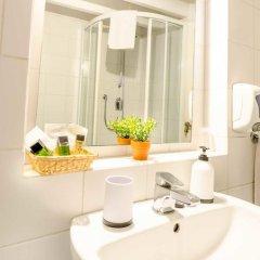 Отель Soggiorno Pitti 3* Стандартный номер с двуспальной кроватью (общая ванная комната) фото 15
