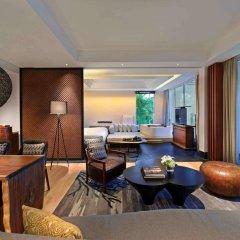 Отель Sofitel Bali Nusa Dua Beach Resort 5* Роскошный номер с различными типами кроватей
