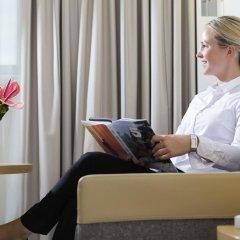 Отель Novotel Frankfurt City 4* Стандартный номер с различными типами кроватей