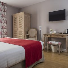 Отель Taylor 3* Стандартный номер с двуспальной кроватью фото 2