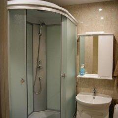 Отель Prospekt Obukhovskoy Oborony 110 1 Санкт-Петербург ванная фото 2