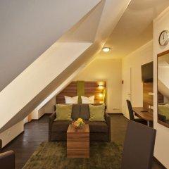 BATU Apart Hotel 3* Улучшенные апартаменты с различными типами кроватей
