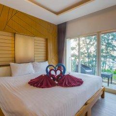 Anda Beachside Hotel 3* Стандартный номер с двуспальной кроватью фото 4