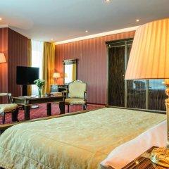 Гостиница SK Royal Москва 4* Стандартный номер с двуспальной кроватью