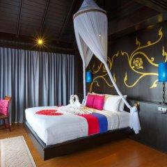 Отель Aquamarine Resort & Villa 4* Вилла с различными типами кроватей фото 14