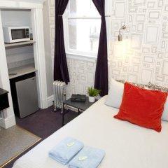 Отель USA Hostels San Francisco Номер с общей ванной комнатой с различными типами кроватей (общая ванная комната) фото 4