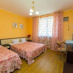 Гостиница Вариант 2* Стандартный номер с двуспальной кроватью