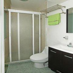 Отель Suites del Carmen - Churubusco Мексика, Мехико - отзывы, цены и фото номеров - забронировать отель Suites del Carmen - Churubusco онлайн ванная фото 2