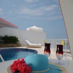 Отель Las Brisas Acapulco 4* Стандартный номер с разными типами кроватей фото 16