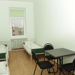 Гостиница Tsentr Кровать в общем номере с двухъярусной кроватью фото 2