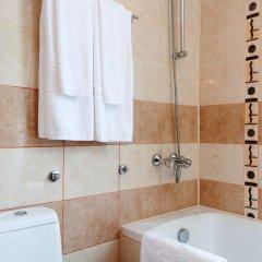 Отель Apart Hotel Flora Residence Daisy Болгария, Боровец - отзывы, цены и фото номеров - забронировать отель Apart Hotel Flora Residence Daisy онлайн ванная