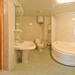 Гостиница Рубин ванная фото 2