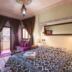 Отель Riad Atlas Prestige Стандартный номер с различными типами кроватей фото 2