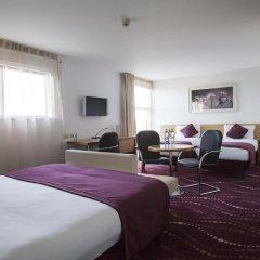 Louis Fitzgerald Hotel 4* Стандартный семейный номер с различными типами кроватей фото 2