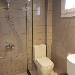 Отель Evangelia's Family House Греция, Ситония - отзывы, цены и фото номеров - забронировать отель Evangelia's Family House онлайн ванная