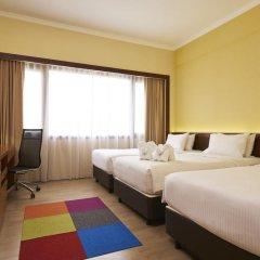 Village Hotel Bugis 4* Стандартный номер с различными типами кроватей фото 3